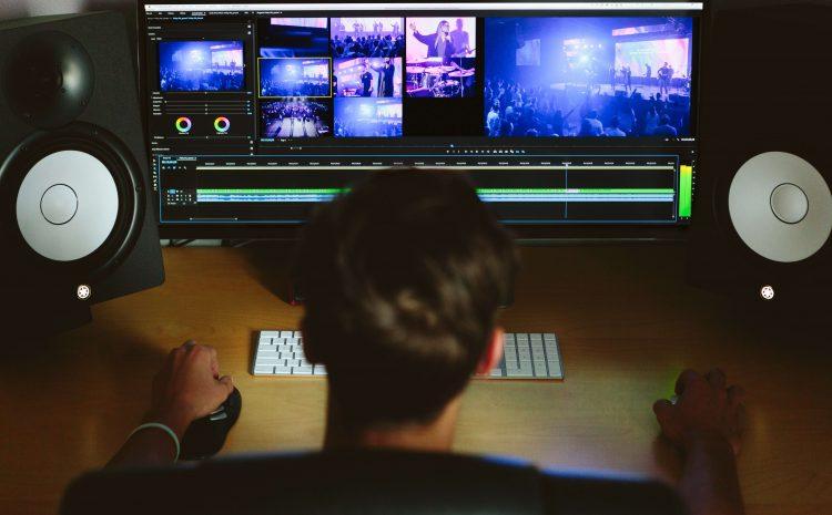 Video Editing Company in Mumbai