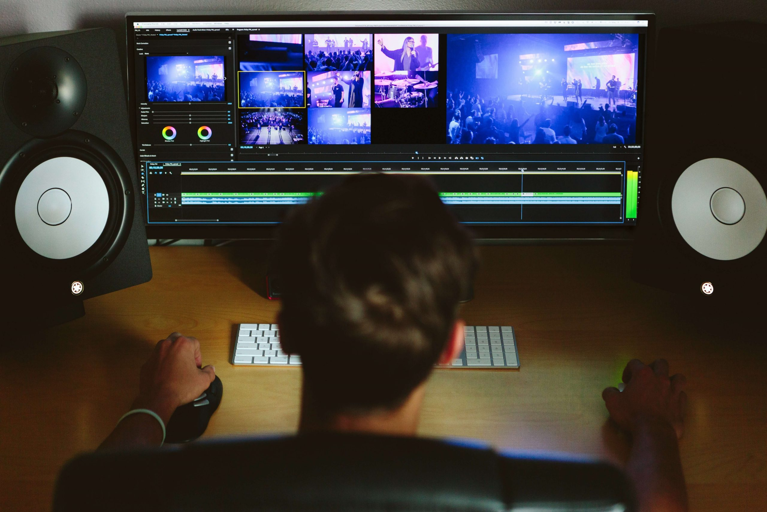 Video Editing Company in Mumbai